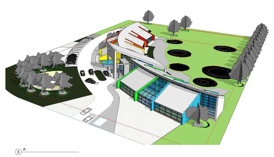 Centro de Rehabilitación Infantil Teletón Coyhaique